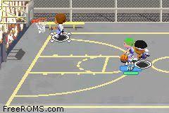 Backyard Basketball 2001 Gameboy Advance For Backyard Basketball Rom