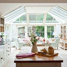 Country Homes And Interiors Conservatory Kitchen Open Plan Kitchen Design Ideas Kitchen