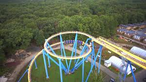 New Jersey Six Flags Address New Jersey U0027s Dizzying Nitro Travel Channel