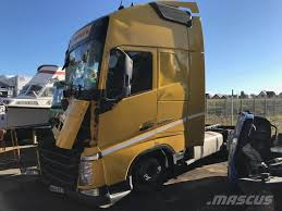 2014 volvo truck for sale used volvo fh500 accidente damaged unfall tractor units year
