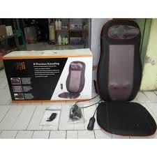 Jual Alat Pijat Punggung Advance kursi pijat elektrik terlaris 3in1 3d kulaitas terbaik jmg osim