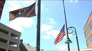 Us Flags At Half Mast Gov Wolf Orders Flags To Half Staff For Peace Officers Memorial