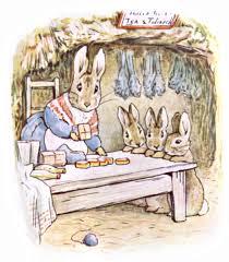 rabbit and benjamin bunny image beatrix potter benjamin bunny mrs rabbits shop jpg