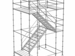 stair tower rental scaffold stair towers universal scaffold stair