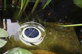 Round Solar Lights by Accessories Simple And Neat Image Of Floor Round Blue And Red Led