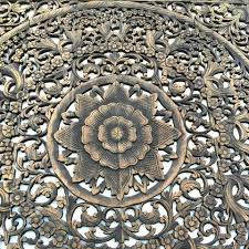 best asian home decor selections wood carved wall panels