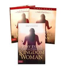 imitation of christ study guide tony evans kingdom woman full set book dvd study guide