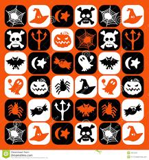 free halloween icon halloween icons stock photos image 3010593