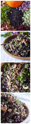 cold rice salad for fall tgif this is