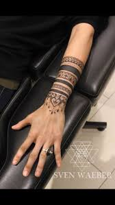 16 awesome looking wrist tattoos for girls mandala tattoo and