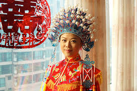 Chinese Wedding Dress Traditional Chinese Wedding Dresses Asian Inspirations