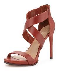 bcbgmaxazria elyse strappy sandal lyst