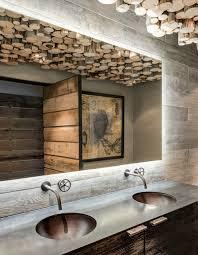 Barn Board Bathroom Watermark Faucets Bathroom Rustic With Barnboard Barnwood Cove