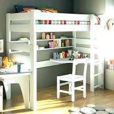 lit superposé avec bureau pas cher lit mezzanine avec bureau integre lit bureau lit mezzanine bureau