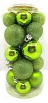 lime green christmas ornaments amazon com