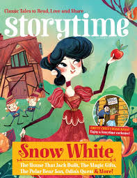 hooray issue 16 featuring snow white house jack