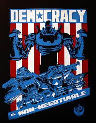 Liberty Prime Meme - liberty prime screen print poster by packardprints on etsy 25 00