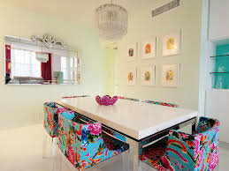 pictures for dining room decorating with mirrors hgtv