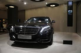 maybach mercedes 2015 mercedes maybach s600 guard launched in india