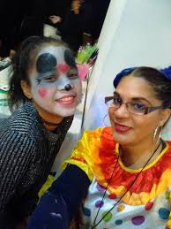 rent a clown nyc lulu the clown painting ny party rentals book your kids