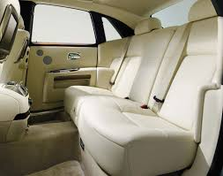 Roll Royce Ghost Interior Rolls Royce Ghost Will Deliver Impeccable Poise