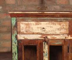 rustic reclaimed wood furniture wooden buffet sideboard buy