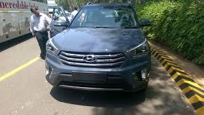 Hyundai Ix25 Interior Hyundai Ix25 India Price Pics Features Specification Details