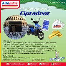 Pasta Gigi Di Alfamart berkah ramadhan dari ciptadent dl juli 2016 hadiah paket umroh