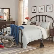 Iron Sleigh Bed Sleigh Beds Birch Lane