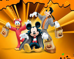 disney halloween computer background cartoon wallpapers mickey mouse hd wallpapers13 com