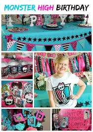 high birthday party high party cami s 6th birthday ellery designs