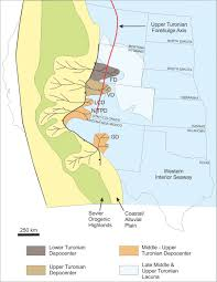 Delta Utah Map by The Offshore Bar Revisited A New Depositional Model For Isolated