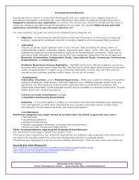 exles of graduate school resumes graduate school admissions resume sle http www resumecareer