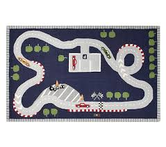 Pottery Barn Rugs Kids Race Car Rug Pottery Barn Kids