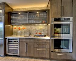 Paint Kitchen Cabinets Gray Gray Painted Kitchen Cabinets With Stainless Perfect Gray