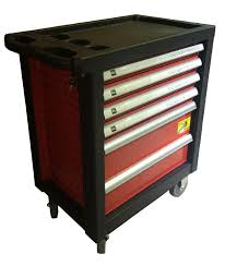 Mobile Tool Storage Cabinets China Supply Professional Best Selling 6 Drawers Mobile Tool