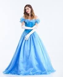 Cinderella Halloween Costume Adults Cheap Cinderella Costume Aliexpress