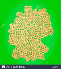 Berlin Germany Map by Map Of Germany In Euro Coins Coin Gold Silver Berlin Germany