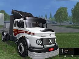 mercedes benz 1519 truck v 3 0 farming simulator 2017 mods