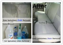 How To Remove Dog Hair From Car Upholstery Best 25 Car Upholstery Cleaner Ideas On Pinterest Clean Car