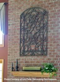rod iron home decor wrought iron home decor ideas about wrought iron wall art on iron