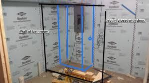 basement bathroom rough in plumbing basement bathroom question bartle doo article archives