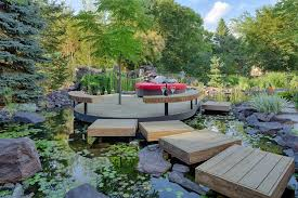 totally unusual backyard ponds pools and fountains diy