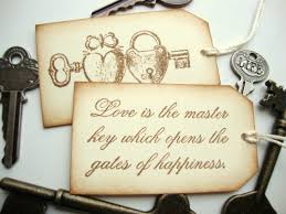 wedding quotes etsy wedding favor tags skeleton key quote vintage style 10 00