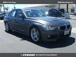 certified pre owned lexus san diego 2015 used bmw 3 series 335i at bmw of san diego serving san diego