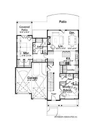 fantastic use of space hwbdo75335 craftsman house plan from