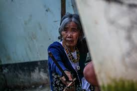 how an old woman tattooed an age old tradition on the global map