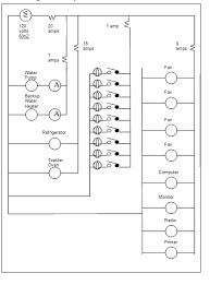 circuit diagram for wiring a house efcaviation com
