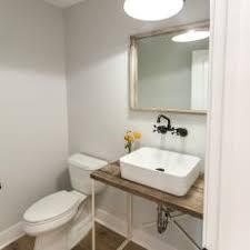 Rustic Industrial Bathroom by Industrial Bathroom Photos Hgtv