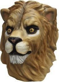 lion mask lion mask transparent png stickpng